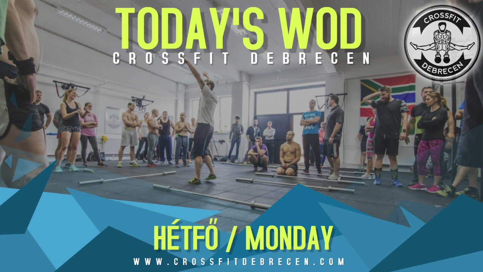 CrossFit Program & WOD 2019.10.14.