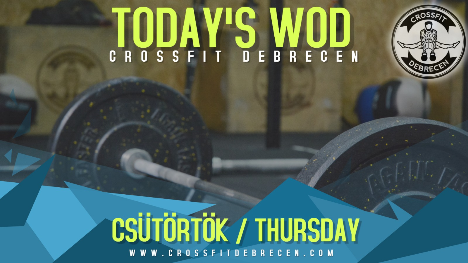 CrossFit Program & WOD 2020.05.21.