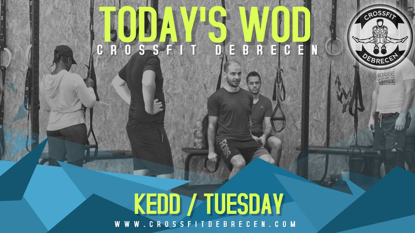 CrossFit Program & WOD 2019.05.14.