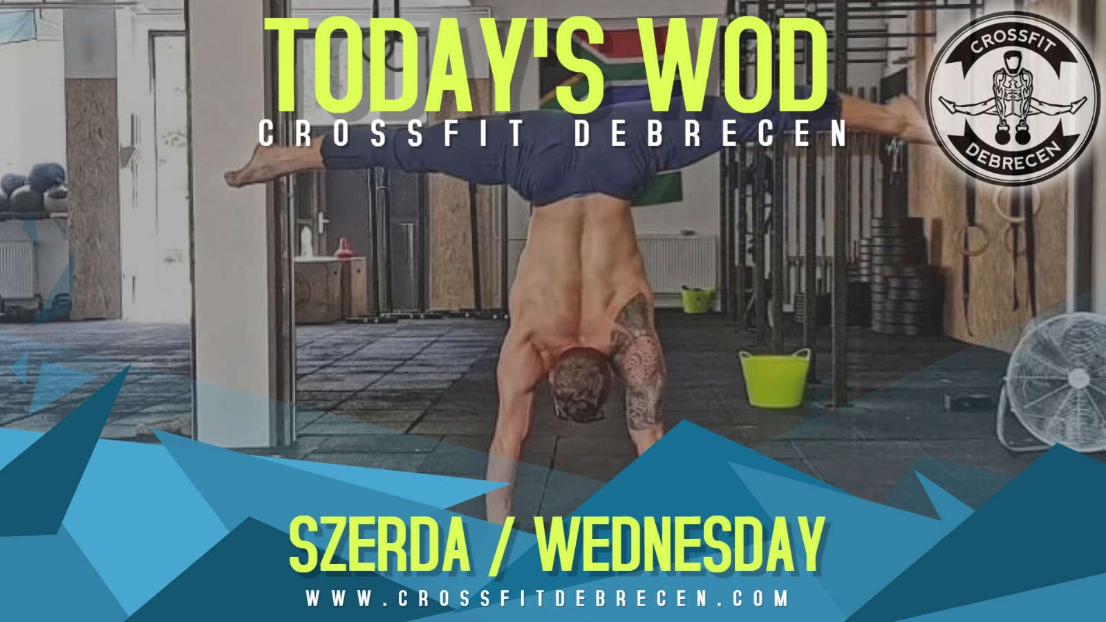 CrossFit Program & WOD 2020.05.27.