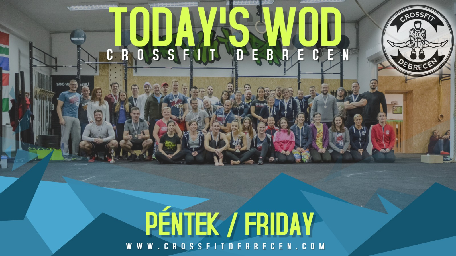 CrossFit Program & WOD 2019.11.15.